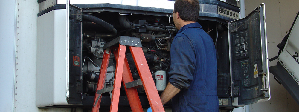 Licensed maintenance and repair facility | Pinnacle Transport